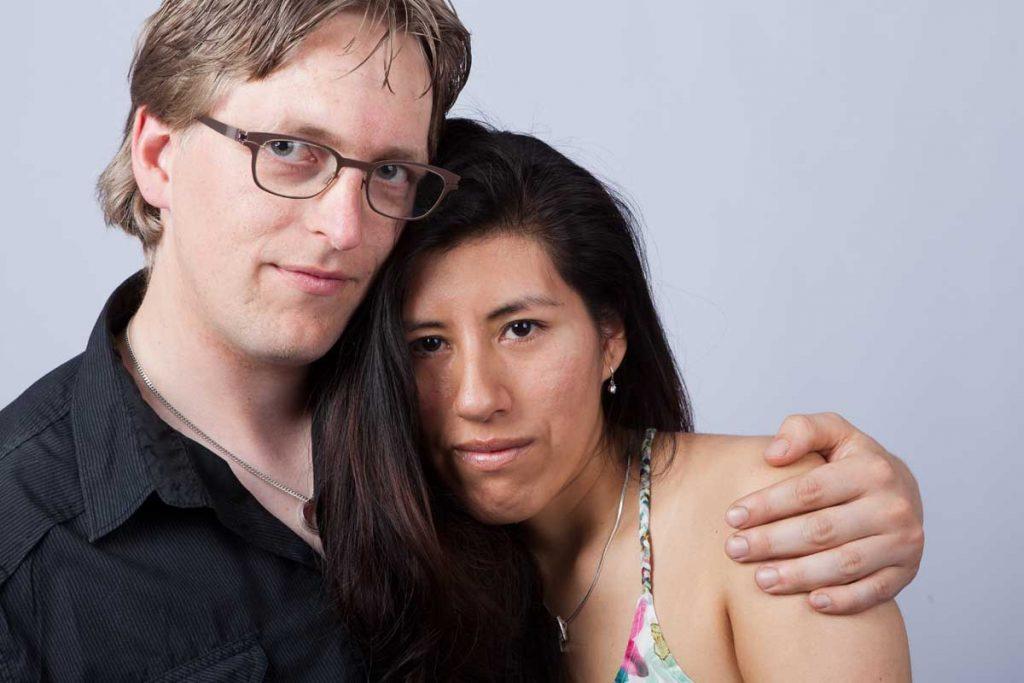 Matthijs en Mariel
